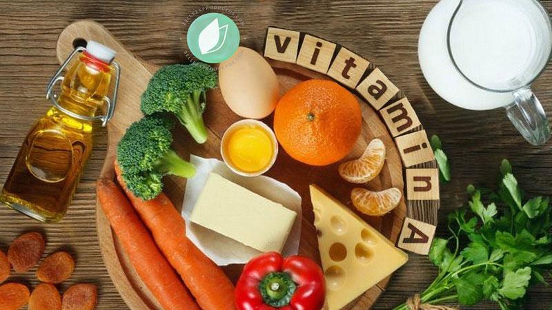 Información Sobre La Vitamina A Para La Piel