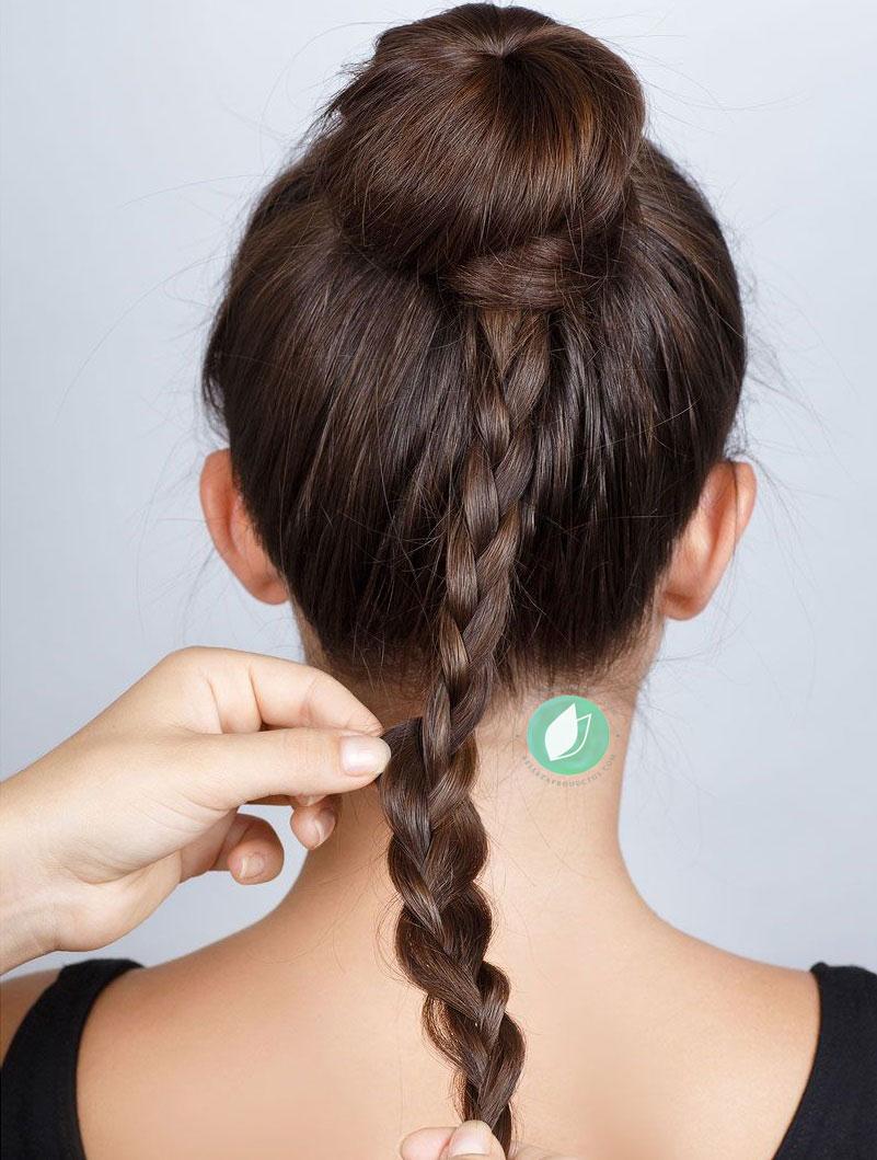 Peinado Paso A Paso Y Tendencias Para El Pelo